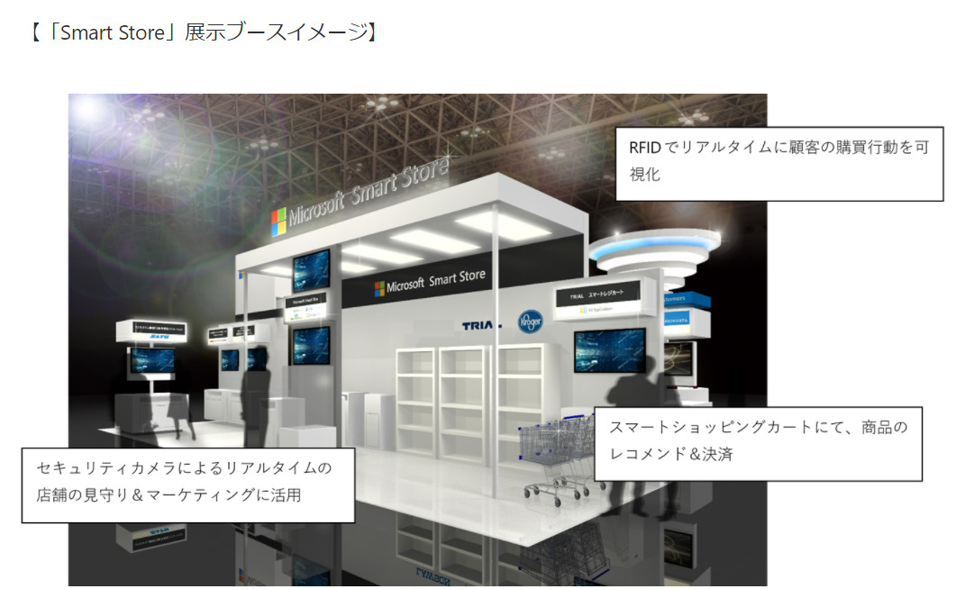 microsoft smart store